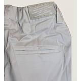 Штани білі завужені з бічними кишенями розмір 6, фото 3