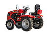 Міні-трактор DW-150RX (15 к. с., колеса 5,00-12/6,5-16, з гідравлікою, новий дизайн, 3 датчика), фото 2