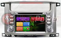 Штатная магнитола Toyota LC100                                DVD
