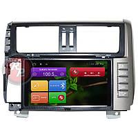 Штатная магнитола Toyota Prado 150 2010-2013       DVD