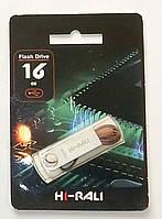 Usb флешка 16Gb Hi-Rali Silver
