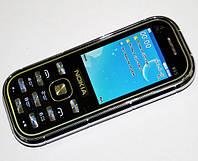 Кнопочный мобильный телефон Nokia M65 копия 2 сим FM Bluetooth