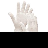 Перчатки без ПВХ-точки (белые)
