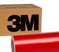 Красная пленка сатин 3M 1080 Smoldering Red, фото 1