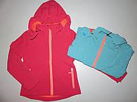 Термо куртка на флисовой подкладке для девочек Glo-story оптом, 134-164 рp.