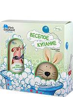 """""""PINK ELEPHANT 0 процентов"""" Подарочный набор «Веселое купание» для мальчика"""