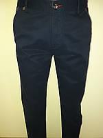 Мужские брюки темно-синие 2012-48, фото 1