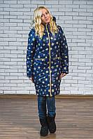Женское зимнее длинное пальто Монеты, фото 1