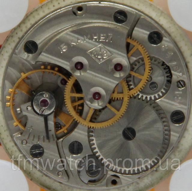 Описание механизма часы штурманские СССР тип 1