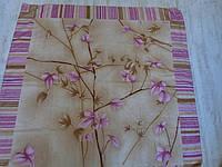 118х118 см Платок шарф тонкий Турция Магнолии?