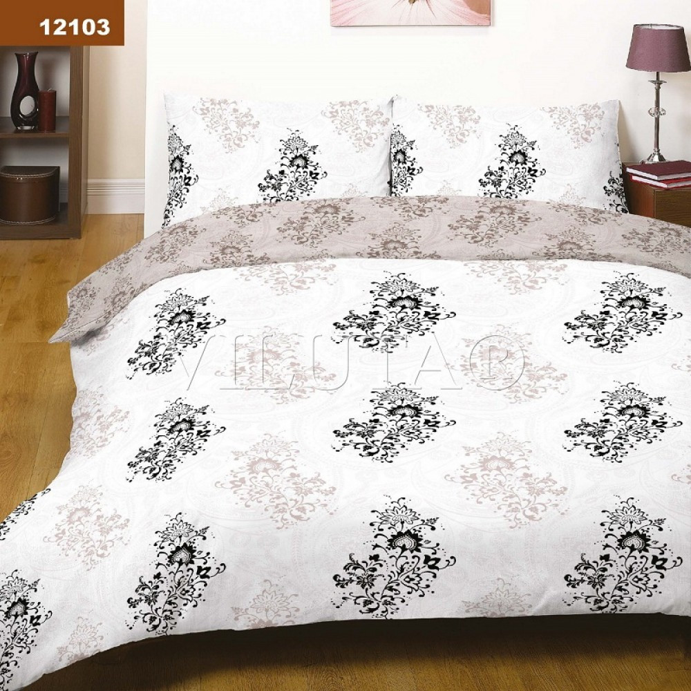 """Комплект постельного белья """"Viluta-ранфорс Platinum"""", двуспальный"""