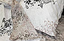 """Комплект постельного белья """"Viluta-ранфорс Platinum"""", двуспальный, фото 2"""