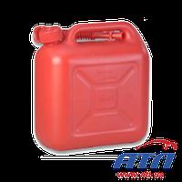 Пластиковая канистра для топлива АВТ 10л (812794)
