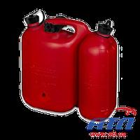 Пластиковая канистра для топлива двойная 5,5л и 3л АВТ (825008)
