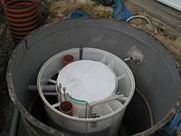 Автономная биологическая станция по чистке сточной воды — биосептик ECD