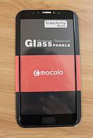 Защитное стекло Meizu Pro 6 Plus Full Cover Black, White (Mocolo 0.33mm)