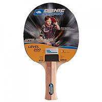 Теннисная ракетка Donic Appelgren Line 200 дубл