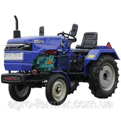 Міні-трактор Xingtai T24PM (24 к. с., гідравліка)