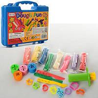 Детский пластилин с инструментами MK 0082