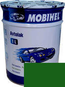 Краска Mobihel Алкид 330 Зеленая 1л.
