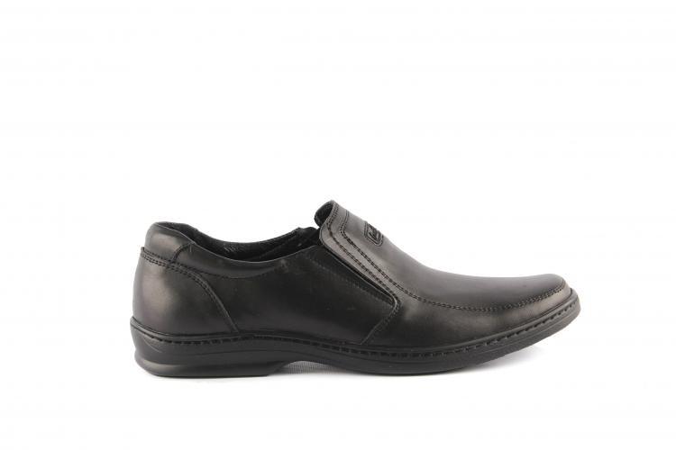 1c5fa4509a81b0 Купить Мужские кожаные туфли комфорт Konors Comfort Leather, цены ...