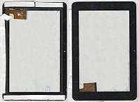 Тачскрин (сенсор) №081 для планшета SANEI N10 черный 262*173mm TPC0187_VER1.0