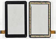 Тачскрин (сенсор) №035 для планшета ASSISTANT AP710/AP711 размер 186*111 (ZP9020-7)30PIN