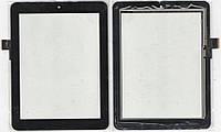 Сенсор №064 Емкостной тачскрин для планшета Prestigio MultiPad 2 Prime Duo 8.0 (PMP5780D_DUO)