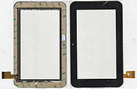 Тачскрин (сенсор) №077 для планшета Sanei N77/AMPE A76 TPC0185
