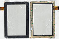 Тачскрин (сенсор) №079 для планшета Sanei N78 TPC0509 ЧЁРНЫЙ