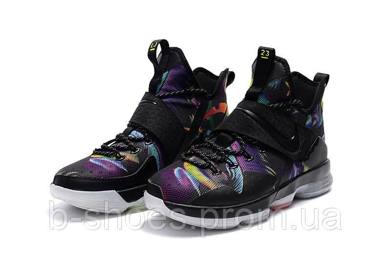 Мужские баскетбольные кроссовки Nike LeBron 14 (South Coast)