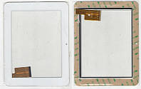 Тачскрин (сенсор) №085 для планшета Sanei N83 Ampe A85 TPC0156 белый