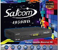Спутниковый тюнер Satcom 4050 HD AC3
