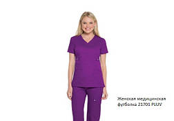 "Женская медицинская футболка ""назапах"" Luxe 21701, ТМ Cherokee, фото 3"