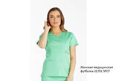 665cd5090 Женская медицинская футболка