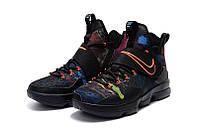Мужские баскетбольные кроссовки Nike LeBron 14 (Crazy Colored), фото 1