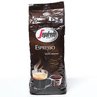 Кофе в зернах Segafredo Espresso Casa 1кг 90% арабика, 10% робуста