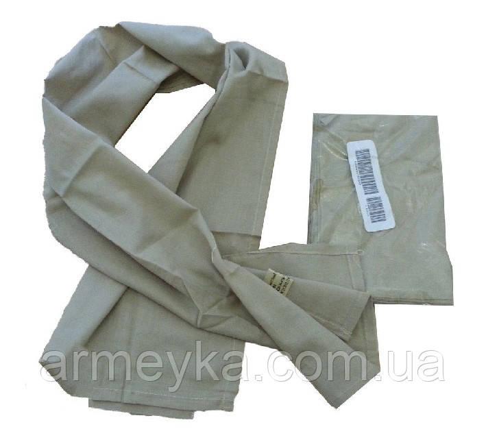 Многофункциональный шейный платок-бандана, coyote-tan. ВС Великобритании, оригинал.