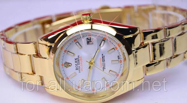 Кварцевые наручные часы Rolex Oyster Perpetual Datejust Milgauss Gold R6230 в интернет-магазине Модная покупка