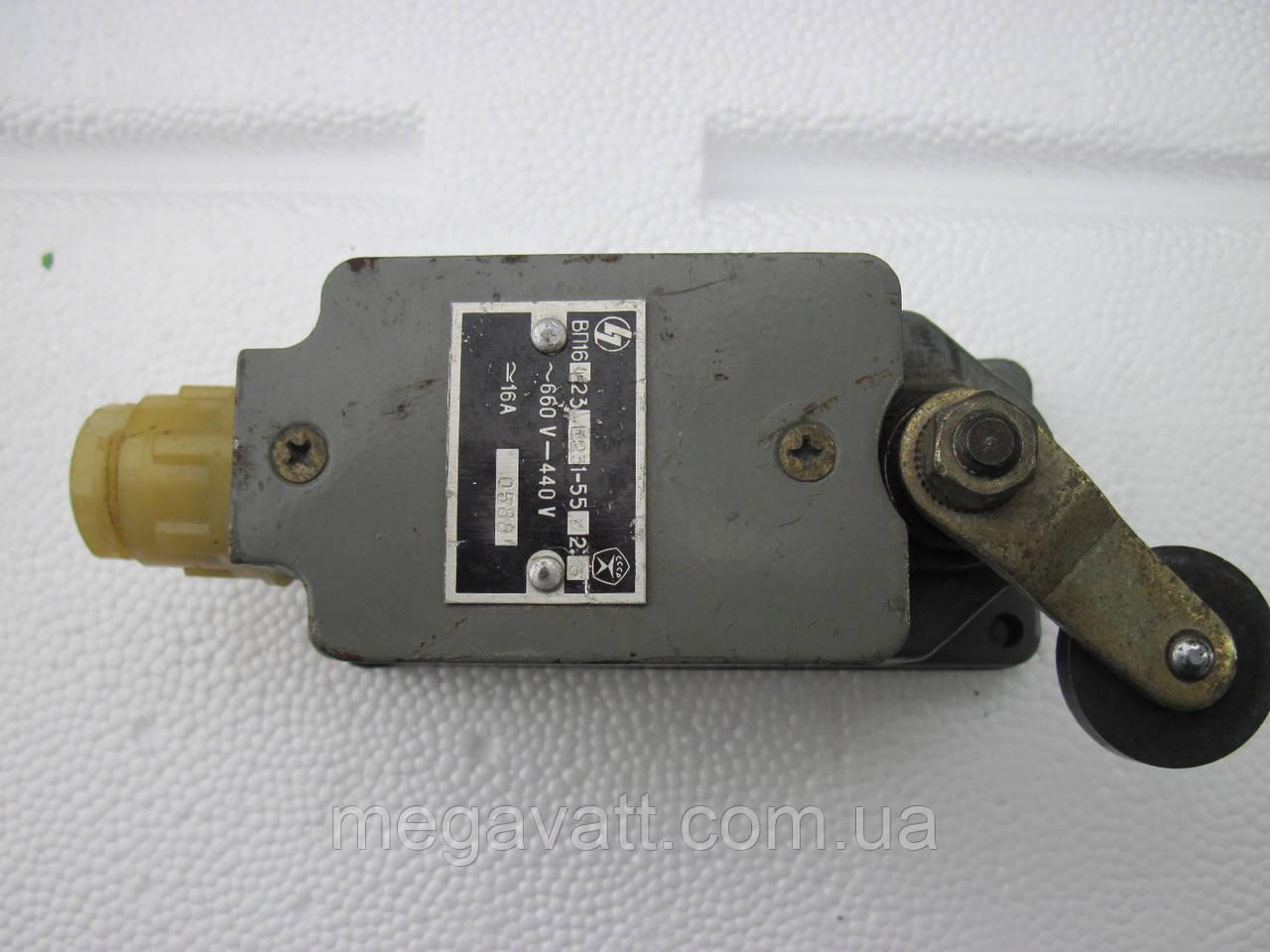 Концевой выключатель ВП-16Г23Б231 - МегаВатт-Прибор в Киеве