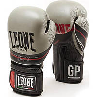 Боксерские перчатки Leone Doctor Black 10 oz
