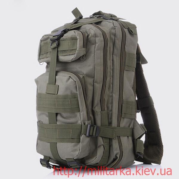 Рюкзак 3D pack олива 20 л