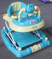 Ходунки для малышей TILLY T-441 (BT-BW-0006) BLUE