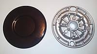 """Горелка средняя с крышкой плиты """"Ханса"""" """"HANSA"""" код товара: 7186"""