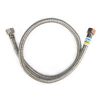 """Шланг для подводки воды ECO-FLEX Вода СУПЕР 3/4"""" ВВ 80 см, фото 1"""