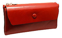 Модный женский кошелек C7980 deep red.