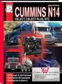 Двигатели CUMMINS N14 инструкция, ремонт и т/о Диез (тв)