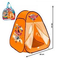 Детская игровая палатка Planes 816 S