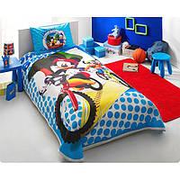 Комплект детского постельного белья  TACDisney Mickey & Goffy (Дисней Микки и Гуффи)