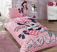 Комплект детского постельного белья  TAC Minnie Mouse Dream